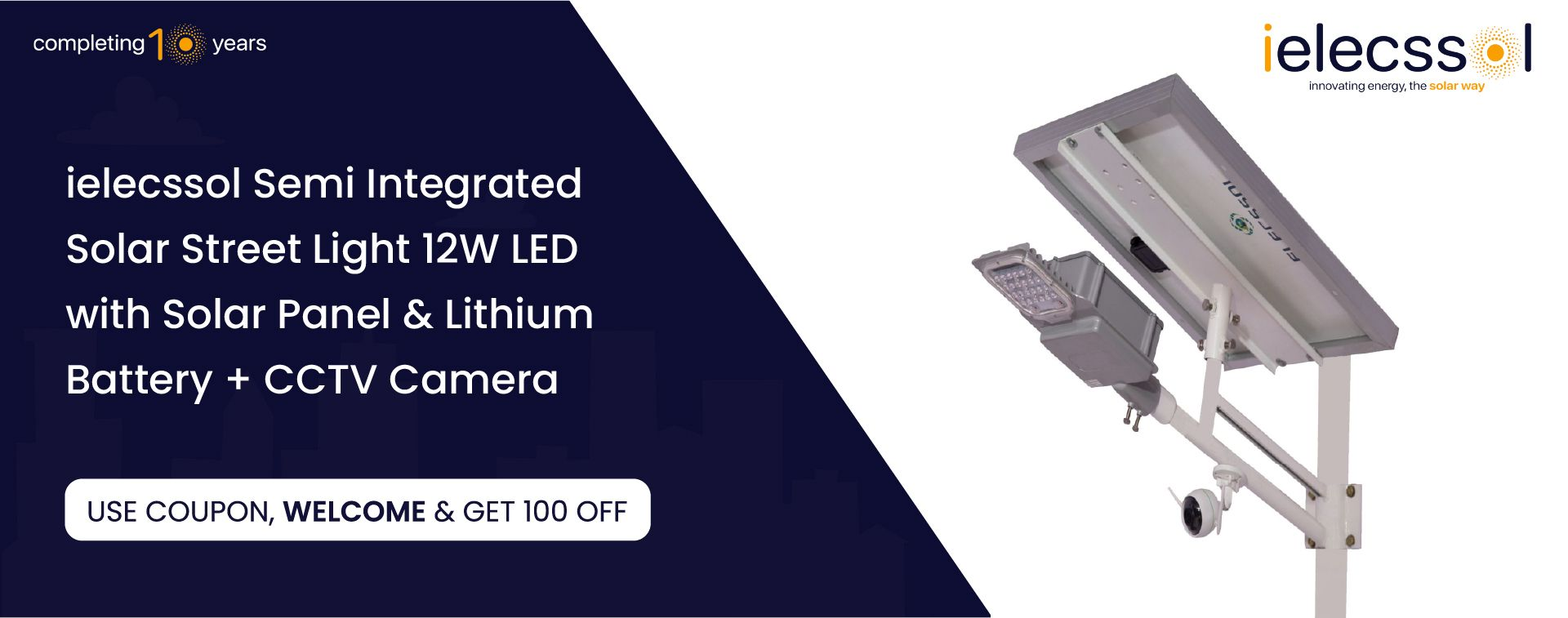Solar Products Manufacturers & Suppliers in India-ielecsso